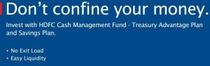 Saving-Ideas.com - HDFC Cash Management Fund