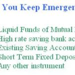 How To Build An Emergency Fund: