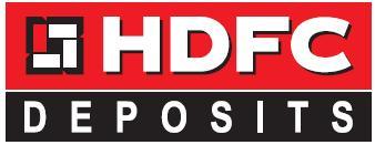 Hdfc deposits double money amp money multiplier plan w e f dec04