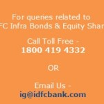 IDFC Infrastructure Bonds – Tranche2 – BuyBack Offer